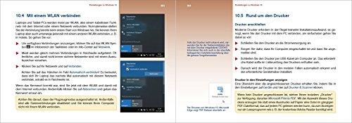 Windows 10 für Senioren: Ohne Vorkenntnisse. Leicht verständlich. Komplett in Farbe! - 10