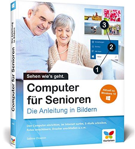 Computer für Senioren: Die Anleitung in Bildern
