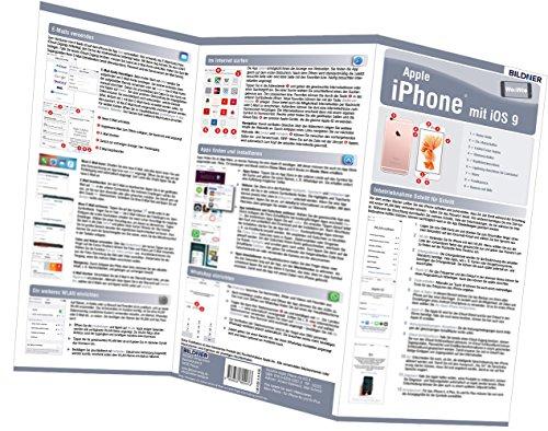 Apple iPhone – der leichte Einstieg: Alles auf einen Blick. Besonders für Senioren geeignet. Aktuell mit iOS 9.3 (Wo&Wie) - 3
