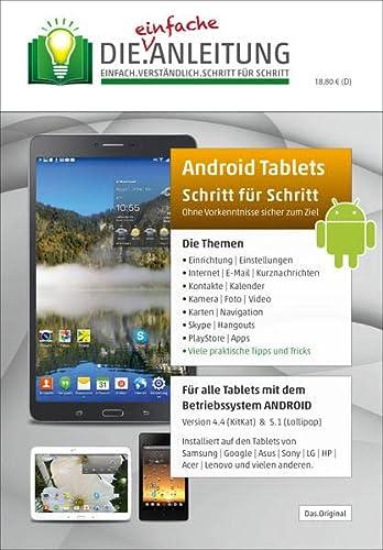 Die.Anleitung für Android Tablets