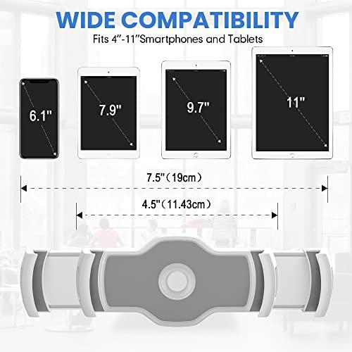Aluminium Tablet und Handy Ständer, Faltbare 360° - 3