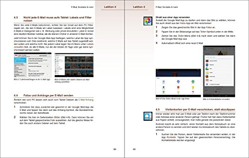 Mein neues Tablet - Android Tablet für Einsteiger (Sonderausgabe): Leicht verständlich - komplett in Farbe! - 8