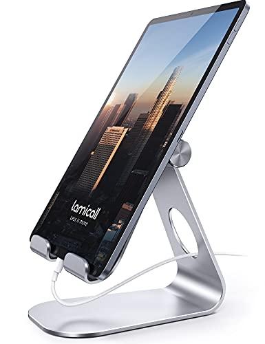 iPad Ständer verstellbar, Silber