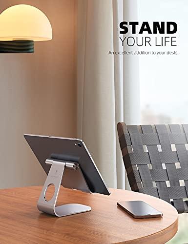 iPad Ständer verstellbar, Silber - 2