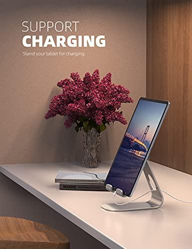 iPad Ständer verstellbar, Silber - 4