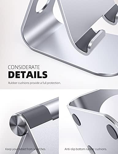 iPad Ständer verstellbar, Silber - 6