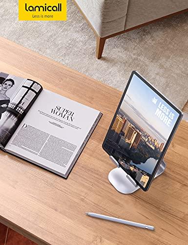 iPad Ständer verstellbar, Silber - 7