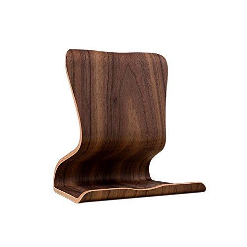 SAMDI Universal Holz Tablet PC Ständer, Halterung