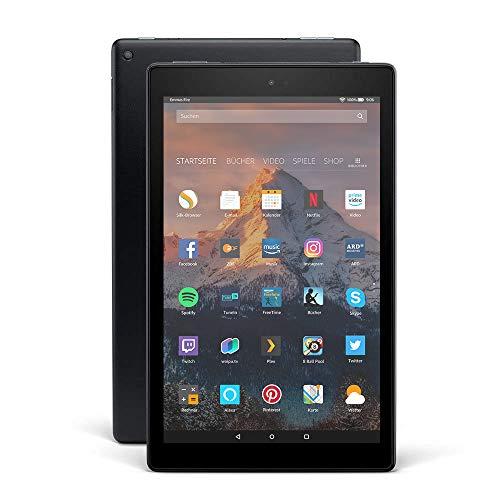 Das neue Fire HD 10-Tablet mit Alexa Hands-free