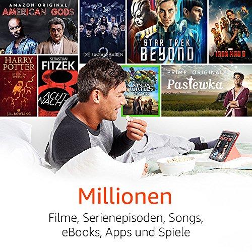 Das neue Fire HD 10-Tablet mit Alexa Hands-free - 2