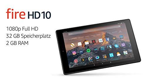 Das neue Fire HD 10-Tablet mit Alexa Hands-free - 7