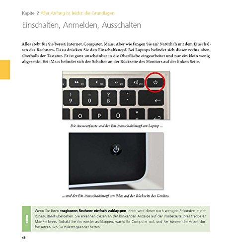 Der Mac für Junggebliebene – Ein Einstieg in die Welt der Apple Computer für die Generation 50+ keinerlei Vorkenntnisse notwendig. - 11