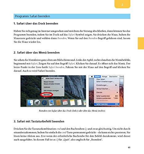 Der Mac für Junggebliebene – Ein Einstieg in die Welt der Apple Computer für die Generation 50+ keinerlei Vorkenntnisse notwendig. - 15