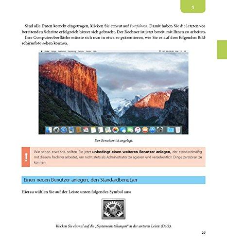 Der Mac für Junggebliebene – Ein Einstieg in die Welt der Apple Computer für die Generation 50+ keinerlei Vorkenntnisse notwendig. - 8