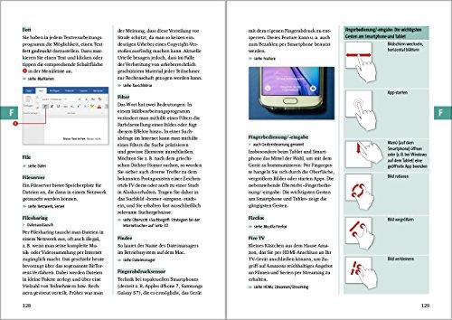 Das Computerlexikon für Einsteiger: Computer, Internet, Smartphone von A-Z. Alle Begriffe aus der EDV-Welt verständlich erklärt. Auch für Senioren. - 6