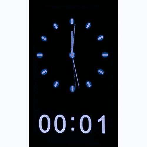 Hama Digitaler Bilderrahmen Slim im Hochformat (ideal für Portäts, 20,32 cm (8 Zoll), SD/SDHC/MMC-Kartenslot) schwarz - 13