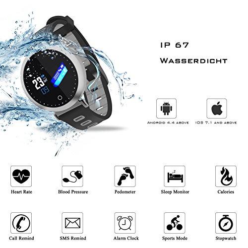 Flying Hedwig Smart Watch Bluetooth Sportuhr M10 - 2