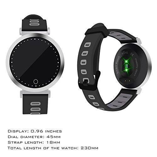 Flying Hedwig Smart Watch Bluetooth Sportuhr M10 - 3