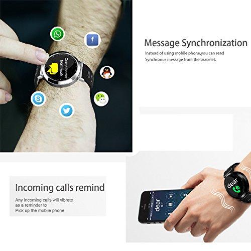 Flying Hedwig Smart Watch Bluetooth Sportuhr M10 - 6