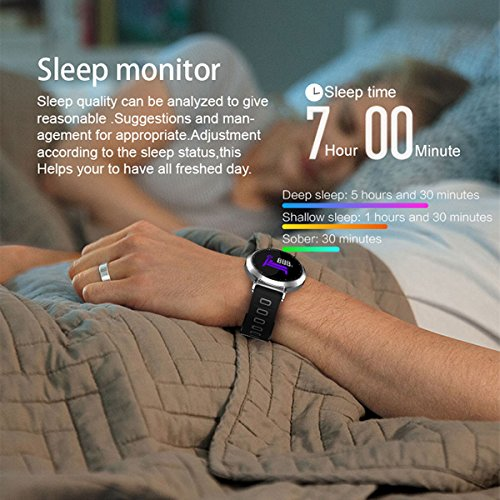 Flying Hedwig Smart Watch Bluetooth Sportuhr M10 - 7
