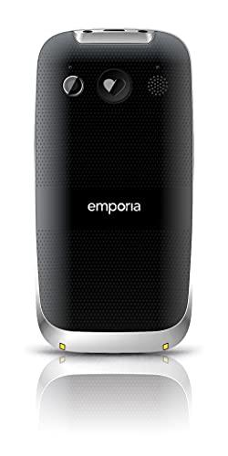 Emporia Euphoria V50 Großtastenhandy, Schwarz - 5