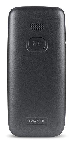 Doro 5030 GSM Mobiltelefon Graphit - 2