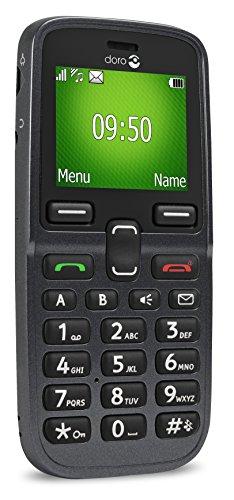 Doro 5030 GSM Mobiltelefon Graphit - 3