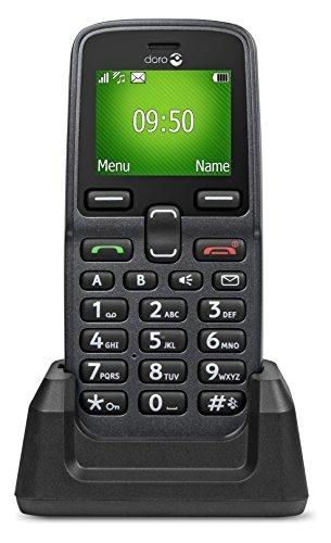 Doro 5030 GSM Mobiltelefon Graphit - 5