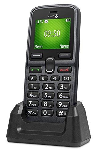 Doro 5030 GSM Mobiltelefon Graphit - 7