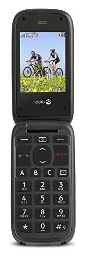 Doro PhoneEasy 613 Mobiltelefon im Klappdesign