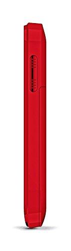 Emporia TELME C151 (Extragroße Beleuchtete Großtastenhandy) Rot - 4
