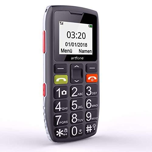 GSM Seniorenhandy mit Notruftaste