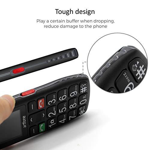 GSM Seniorenhandy mit Notruftaste - 8