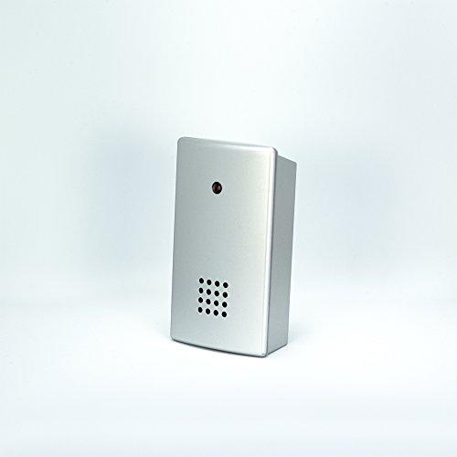 Funk-Klingelmatte Alarm-Trittmatte mit 2 Empfänger - 4