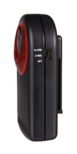 Eurosell - Profi Trittmatte Türalarm - Alarm Teppich Fußmatte Anwesenheitsmelder / Einbruchschutz / Weglaufalarm Alarmtrittmatte - 2