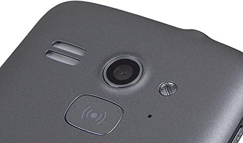 Doro Liberto 820 Mini – 3G Smartphone (4″ Touchscreen, 5 MP Kamera, GPS, Bluetooth 4.0, WiFi, Android 4.4) stahl/schwarz - 8