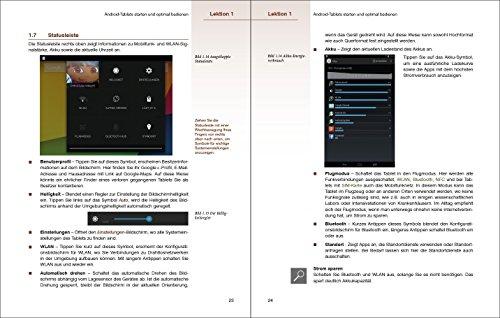 Mein neues Tablet – Android Tablet für Einsteiger: Leicht verständlich – komplett in Farbe! - 4
