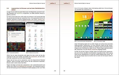 Mein neues Tablet – Android Tablet für Einsteiger: Leicht verständlich – komplett in Farbe! - 5