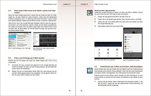 Mein neues Tablet – Android Tablet für Einsteiger: Leicht verständlich – komplett in Farbe! - 9