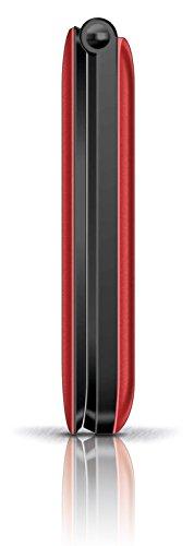 Emporia F220 Großtastenhandy (Farbdisplay) Wecker mit Schlummerfunktion rot - 6