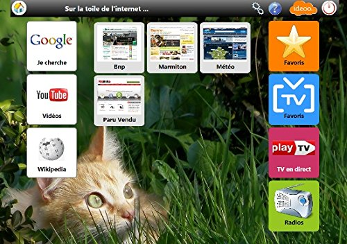 Tablet Senior oder Anfänger simplicitab 10,1Zoll Wifi schwarz - 4