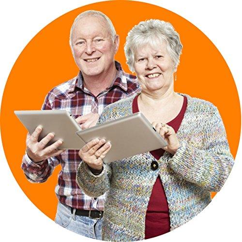 Tablet Senior oder Anfänger simplicitab 10,1Zoll Wifi schwarz - 5
