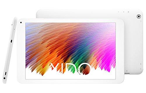 XIDO X111, 10 Zoll Tablet Pc, IPS Display 1280×800, Android 5.1 Lollipop, (25,7 cm), 1GB RAM, 16GB Speicher, Bluetooth, Kamera, Pc, Computer 10,1 Zoll - 2