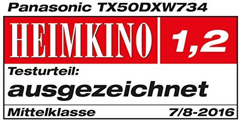 Panasonic TX-50DXW734 Viera 126 cm (50 Zoll) Fernseher (4K Ultra HD, 1400 Hz BMR, HDR High Dynamic Range, Quattro Tuner mit Twin-Konzept, Smart TV) - 12