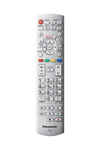 Panasonic TX-58DXW734 Viera 146 cm (58 Zoll) Fernseher (4K Ultra HD, 1400 Hz BMR, HDR High Dynamic Range, Quattro Tuner mit Twin-Konzept, Smart TV) -