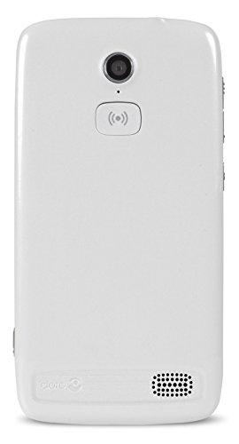 Doro 8031 4G Smartphone (11,4 cm (4,5 Zoll), LTE, 5 MP Kamera, Android 5.1) weiß/silber - 3