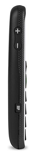 Doro Secure 580 GSM Mobiltelefon (4 Kurzwahltasten, Sicherheitstimer) schwarz-weiß - 5