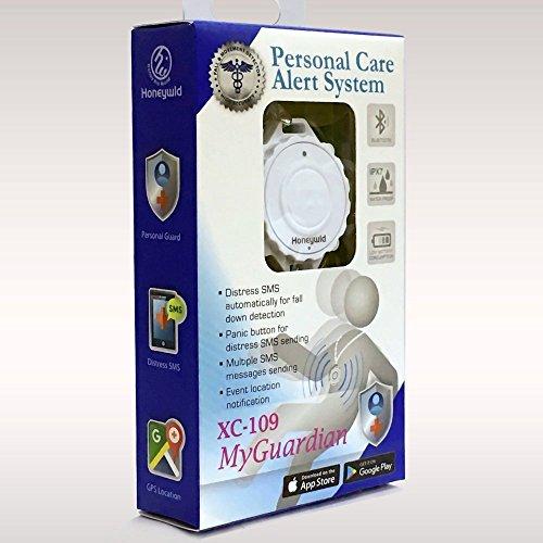 gdreamer Notfall Fall & Motion Detection und Personal Care Alarm Gerät für Senioren–Macht Notfall Anrufe mit einer Presse von einem Knopf in nur eine zweite - 8