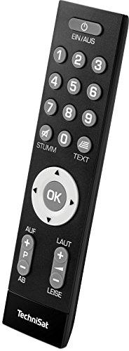 IsiZapper Senioren-Fernbedienung für TechniSat TV-Geräte und Digitalreceiver - 2