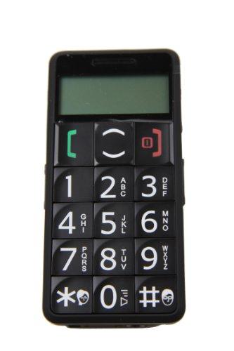 TV Das Original Großtasten-Handy mit integriertem Radio schwarz - 3